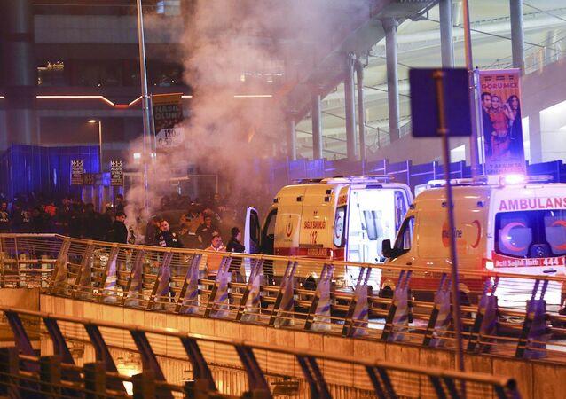 Le bilan de l'attaque à Istanbul s'alourdit à 70 blessés, 15 morts