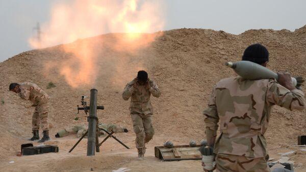 L'armée syrienne repousse Daech et reprend le contrôle absolu de Palmyre - Sputnik France