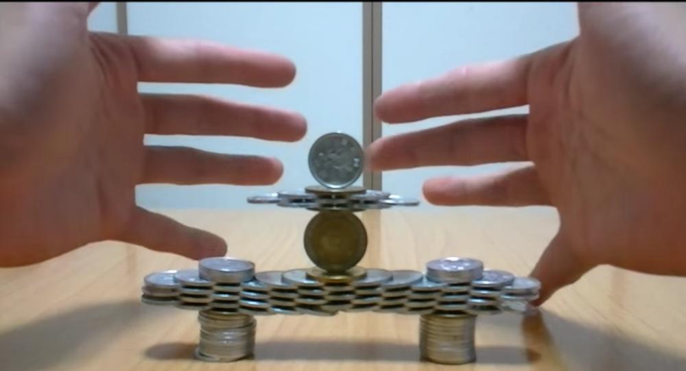 L'art d'empiler la monnaie