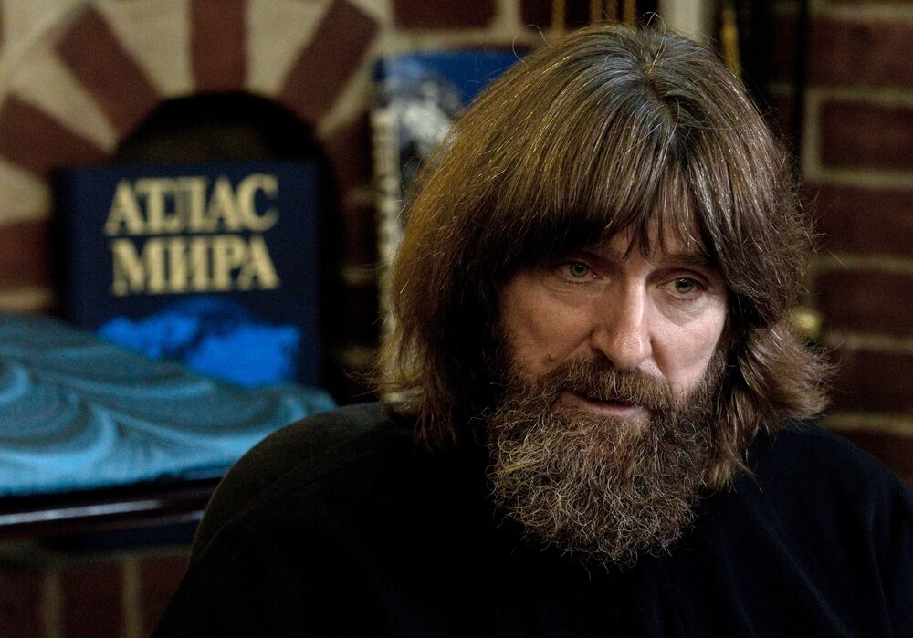 Le peintre-voyageur russe Fedor Konioukhov fête son anniversaire