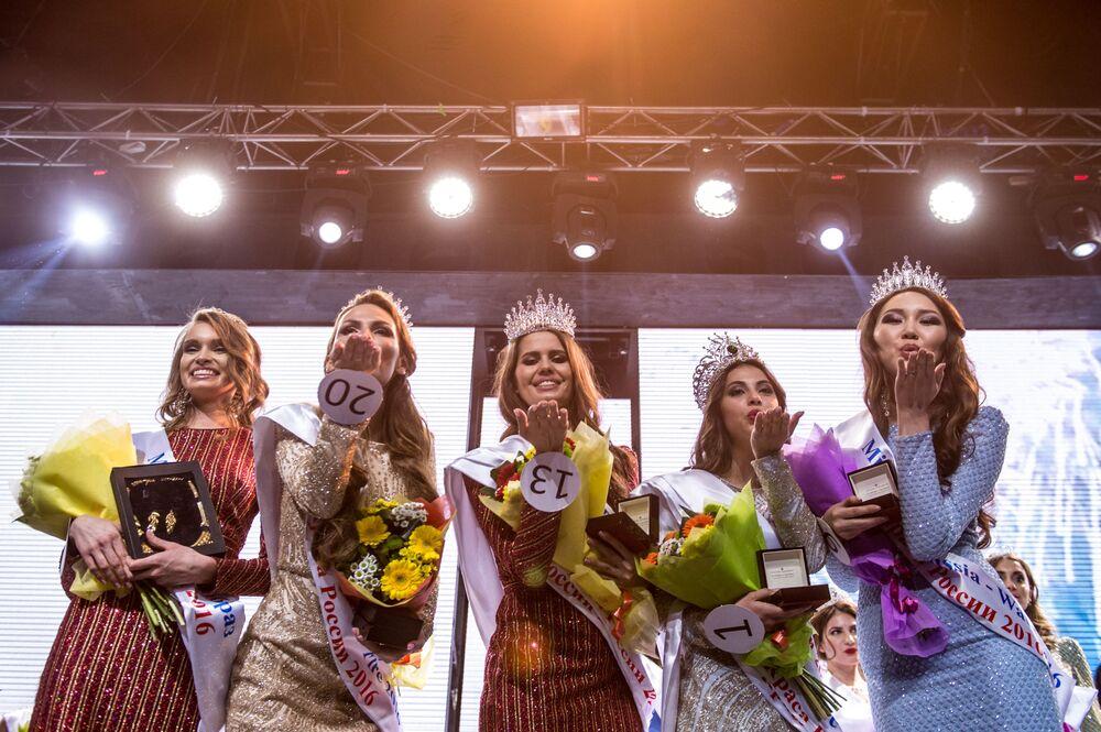 Beauté russe 2016: qui sera la plus belle fille du pays?