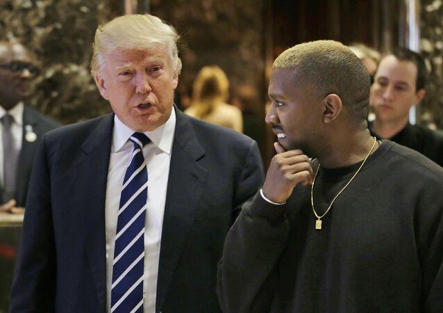 Kanye West lève le voile sur sa mystérieuse entrevue avec Donald Trump