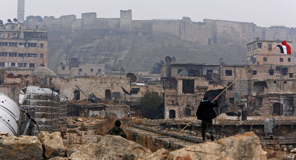 Cessez-le-feu en Syrie