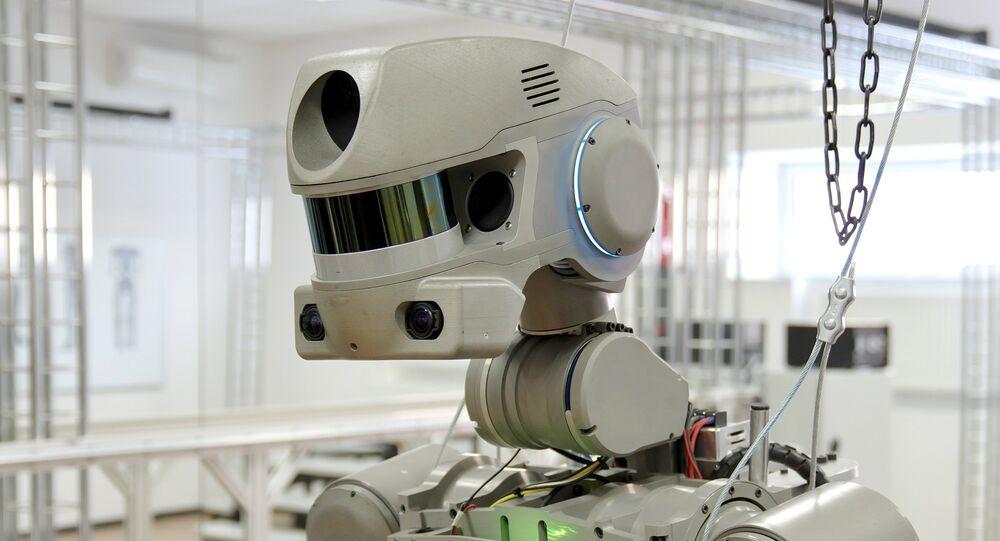 La Russie projette d'envoyer des cyborgs dans l'espace