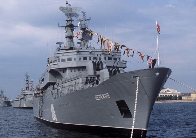le navire école Perekop