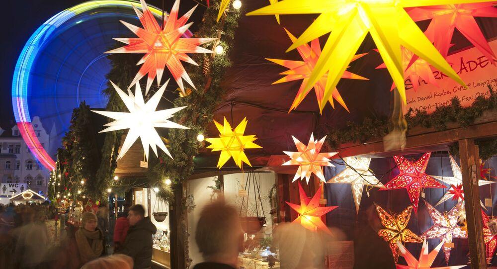 foire de Noël en Allemagne