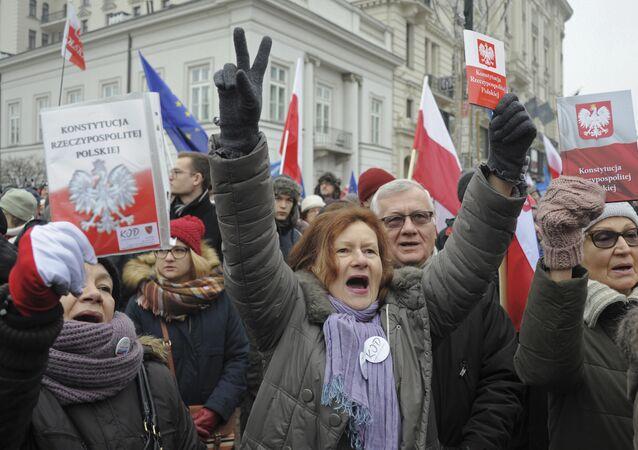Les quatre vérités de l'opposition polonaise qui «tente de s'emparer du pouvoir»
