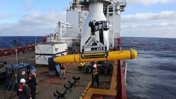 China's Navy seizes American underwater drone in South China Sea - Sputnik France