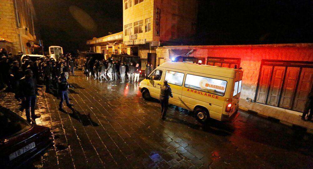 Des touristes pris en otage en Jordanie, plusieurs morts et blessés
