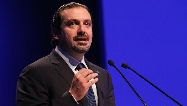 Saad Hariri - Sputnik France