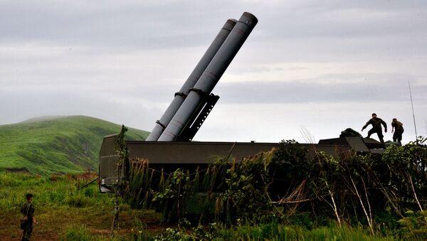 Un système de missiles sol-mer Bastion - Sputnik France