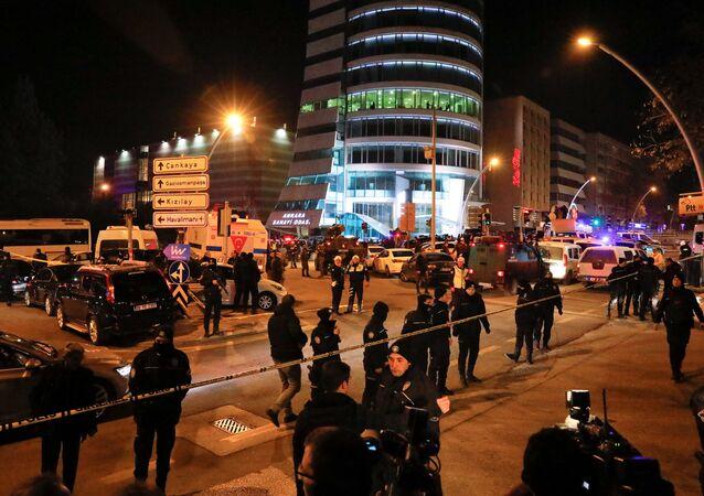 L'ambassadeur russe en Turquie tué dans une attaque