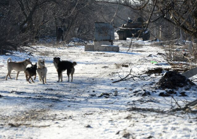 Debaltsevo. Archive photo