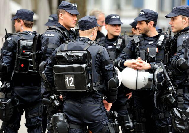 police à Zurich