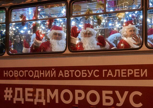 Un «bus de Noël»