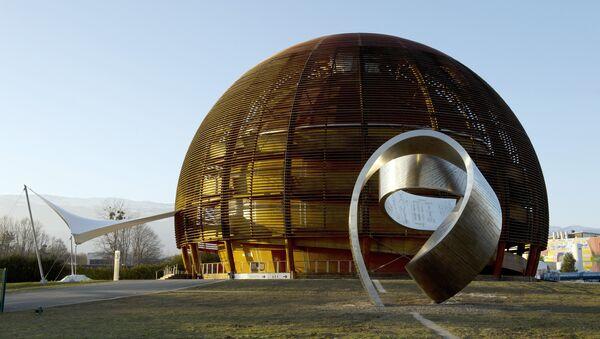 CERN - Sputnik France