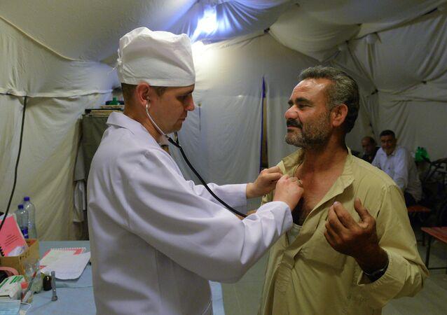 médecins russes à Syrie
