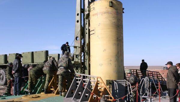 missile russe Nudol - Sputnik France