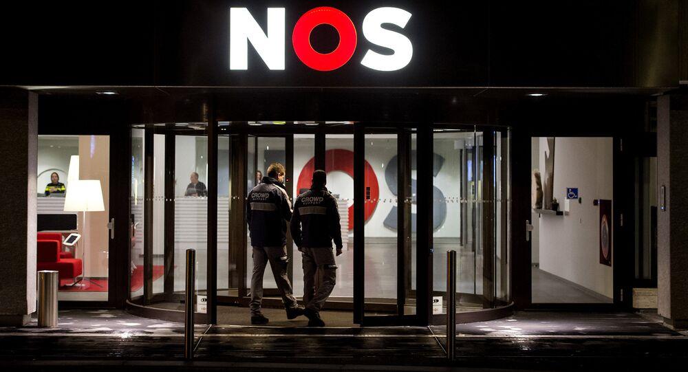 radio-télévision publique néerlandaise NOS