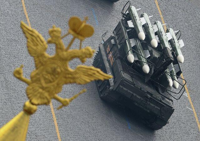 Sistema de misiles BUK-2