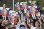 Poutine seul face aux journalistes: les meilleurs moments