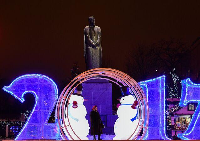 Quand Moscou se transforme en conte de Noël