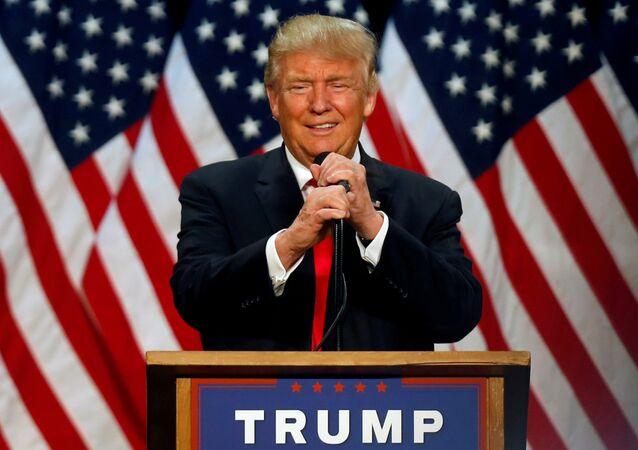 «Trumpisation»: le néologisme de Valls, entre dans le dictionnaire suédois