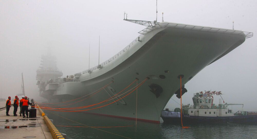Liaoning, premier porte-avions chinois
