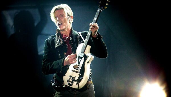 David Bowie - Sputnik France