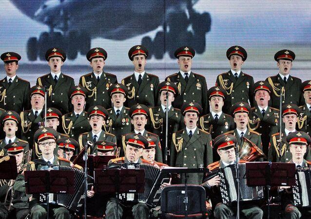 Le légendaire Ensemble Alexandrov