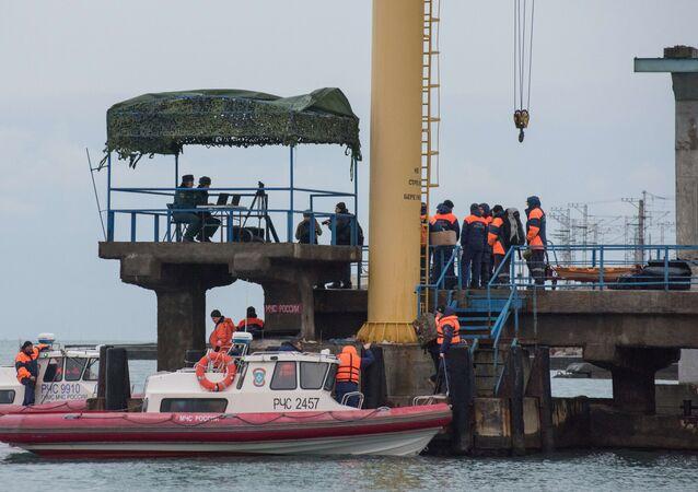 Crash du Tu-154: deux victimes identifiées