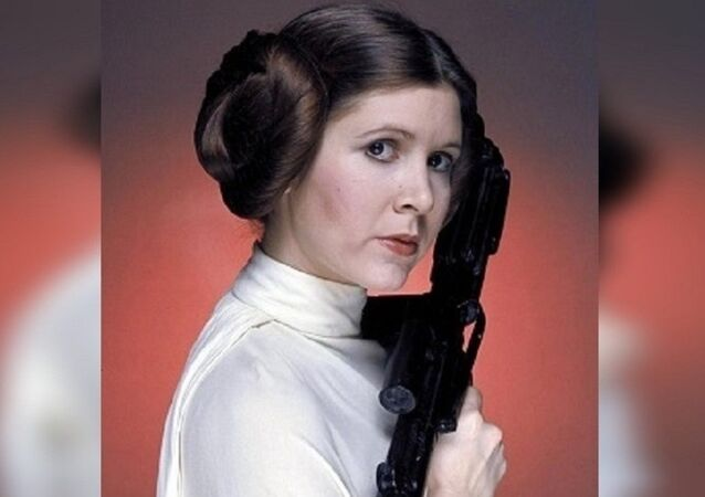 Carrie Fisher, inoubliable princesse de Star Wars
