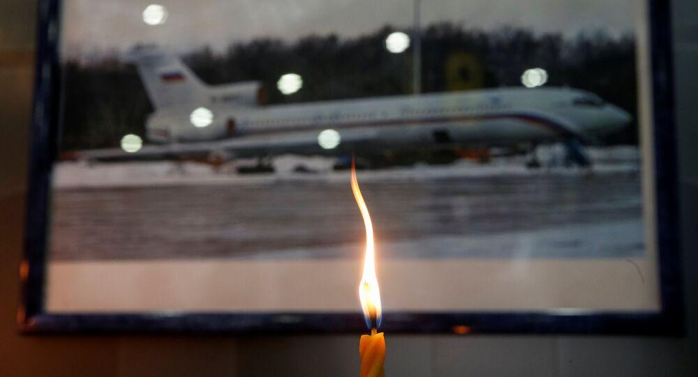 crash du Tu-154