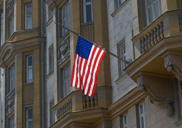 ambassade US en Russie
