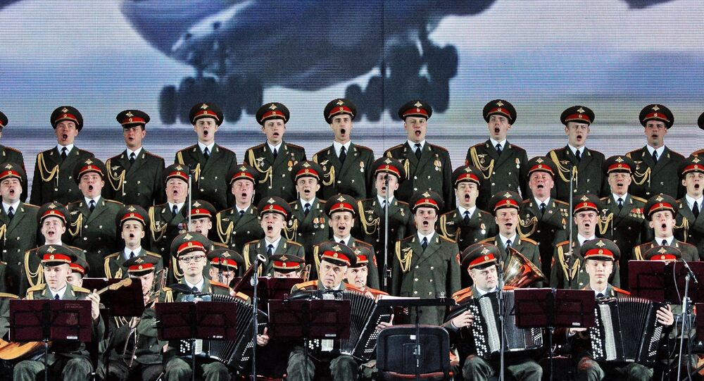 L'Ensemble Alexandrov donnera son 1er concert à l'étranger en Turquie
