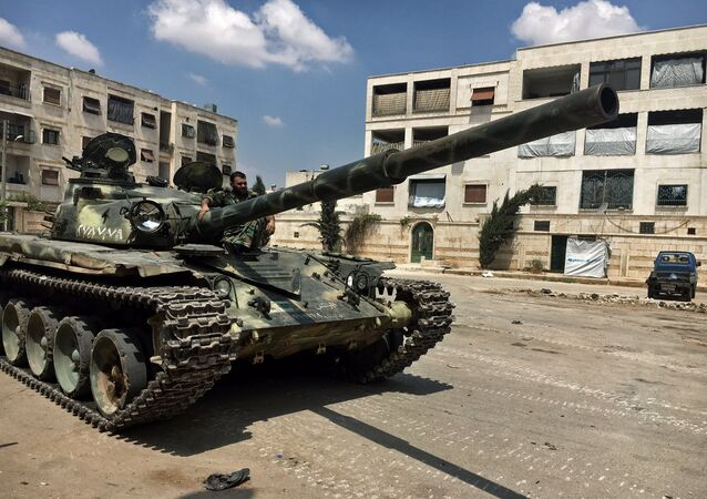 T-72 syrien
