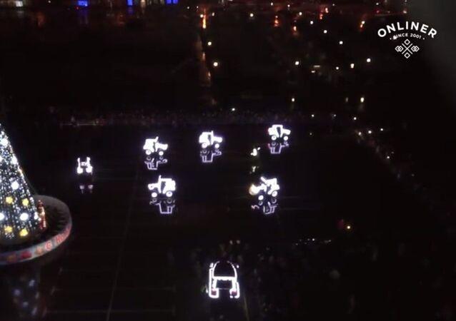 Tracteurs dansants