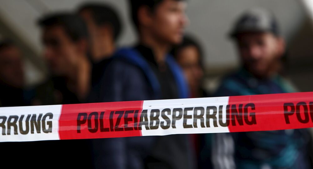 Un mot clé pour éviter les agressions sexuelles en Allemagne
