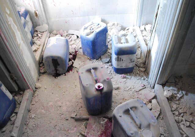Recours aux armes chimiques: la Défense russe remet des preuves à Damas