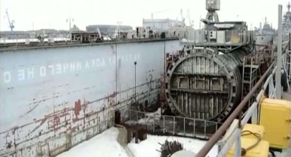 Centre de recyclage des déchets nucléaires