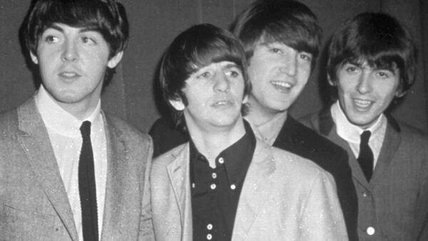 The Beatles - Sputnik France