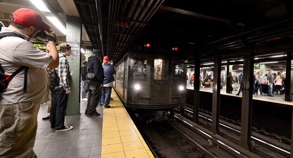 Le métro de New York