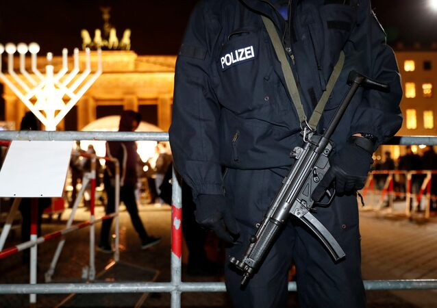 Allemagne: il préparait un attentat pendant la Saint-Sylvestre pour «aider sa famille»