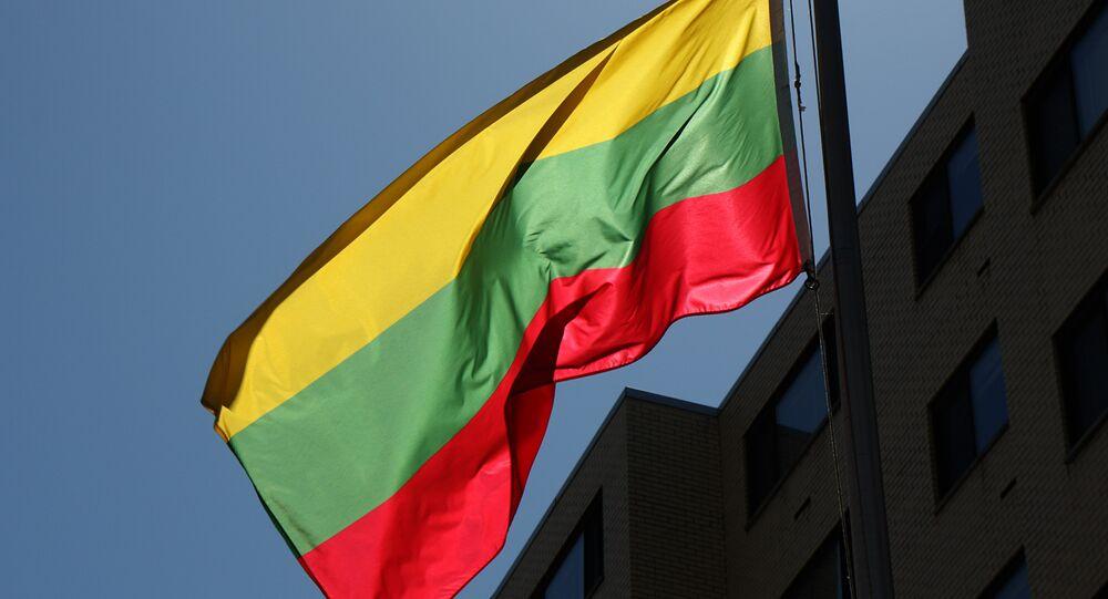 Drapeau lituanien