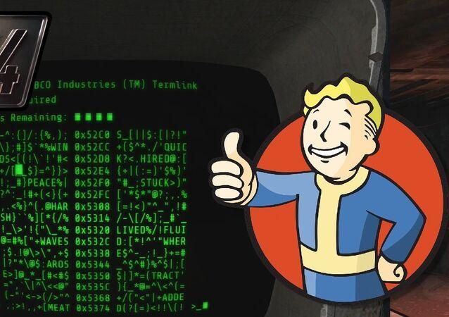 CNN utilise une image du jeu vidéo Fallout 4 pour montrer comment le Kremlin pirate les USA