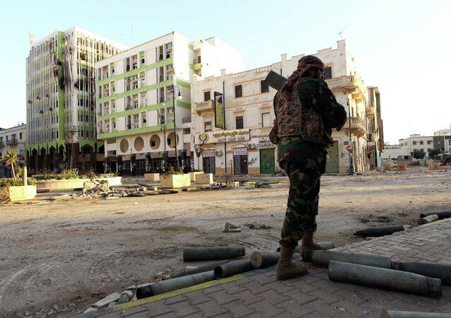 Libye: un chasseur de l'armée nationale abattu au nord du pays