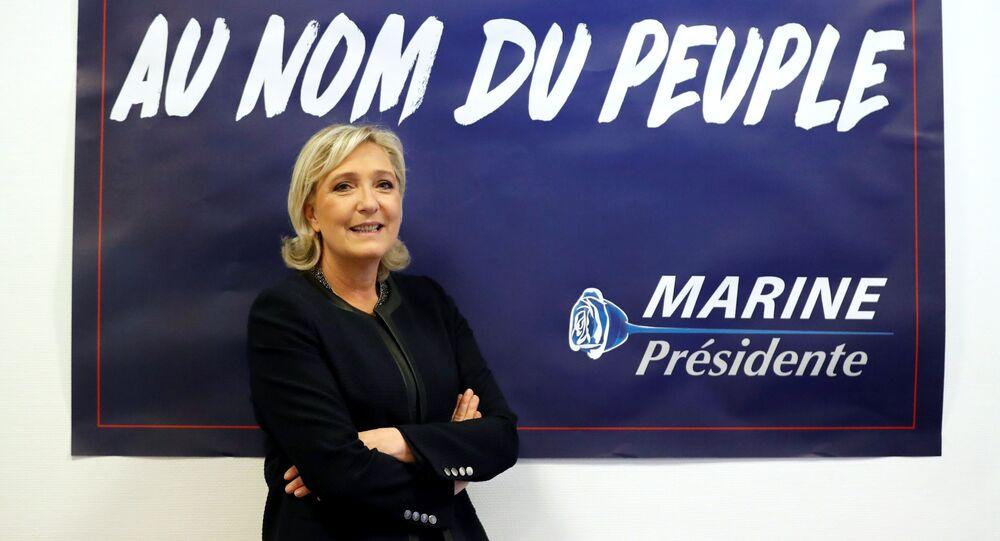 Marine Le Pen va attirer tous les souverainistes et tous les patriotes de France