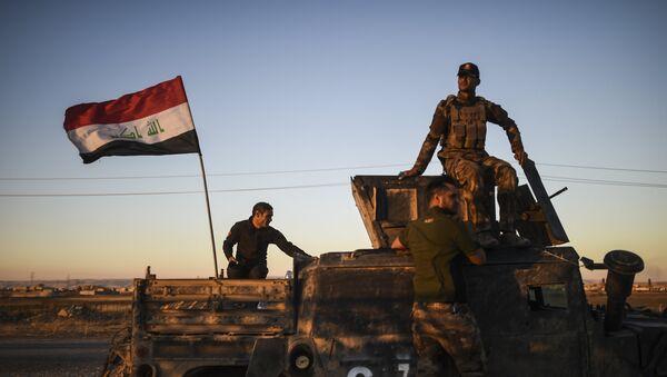 soldats irakiens - Sputnik France