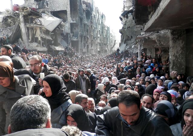 Des migrants syriens vendent leurs reins pour fuir en Europe