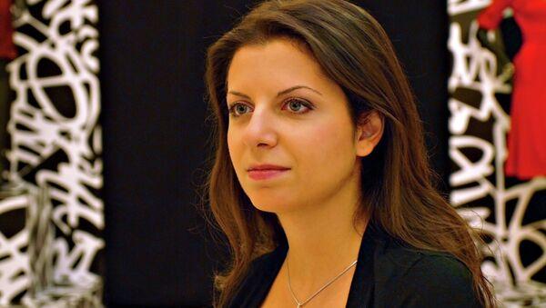 Margarita Simonyan - Sputnik France